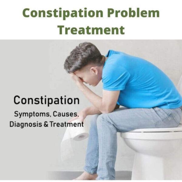 Constipation Problem Treatment