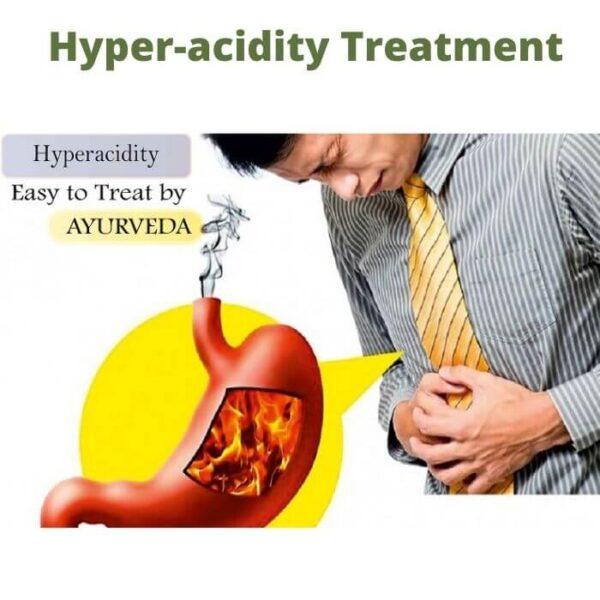 hyper acidity treatment