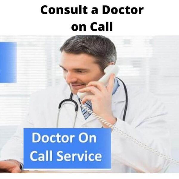 consult a doctor on call
