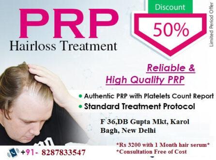 Best Cost of PRP in Delhi for Skin Rejuvenation and Acne