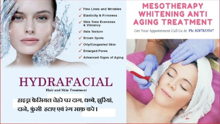 5000+ Hydra Facial Given to Clients