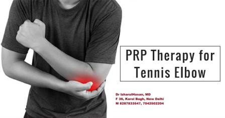 PRP injections for tennis elbow pain near me